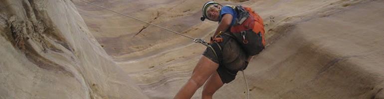 קניוני מואב – גלישות בכימארה ובאבן חמד