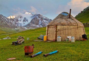 טיול – טרק נופים ותרבות בקירגיזסטן